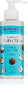Dermacol Super Care Coconut крем за ръце и нокти
