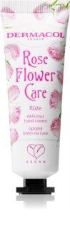 Dermacol Flower Care Rose Handcrème