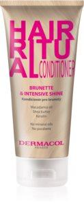 Dermacol Hair Ritual кондиціонер для волосся коричневих відтінків