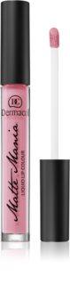 Dermacol Matte Mania Matter Flüssig-Lippenstift