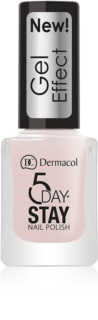 Dermacol 5 Day Stay Nagellak met gel effect