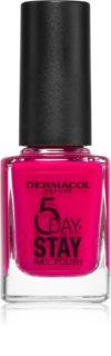Dermacol 5 Day Stay dugotrajni lak za nokte