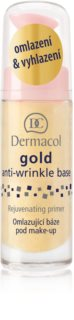 Dermacol Gold Primer with Anti-Wrinkle Effect