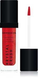 Dermacol Crystal Crush lip gloss brilhante