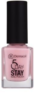 Dermacol 5 Day Stay Långvarig nagellack