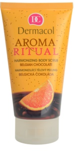Dermacol Aroma Ritual Belgian Chocolate gommage corps