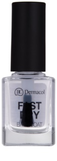 Dermacol Fast Dry Base Coat Nail Polish
