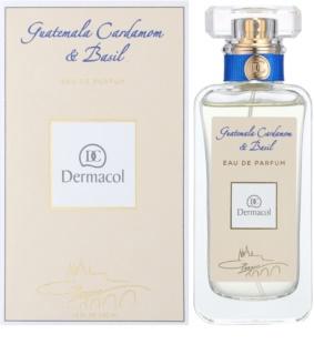 Dermacol Guatemala Cardamom & Basil eau de parfum unissexo
