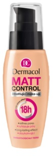 Dermacol Matt Control zmatňující make-up