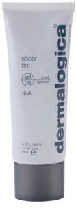 Dermalogica Sheer Tint fluido de tonificação leve SPF 20