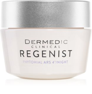 Dermedic Regenist ARS 4° Phytohial Anti - Aging Night Cream with Anti-Wrinkle Effect