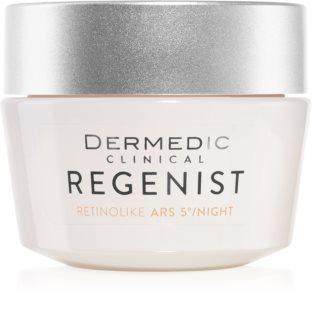 Dermedic Regenist ARS 5° Retinol AR dnevna krema za intenzivno zaglađivanje