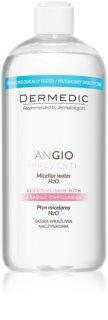 Dermedic Angio Preventi успокаивающая мицеллярная вода для склонной к покраснению кожи