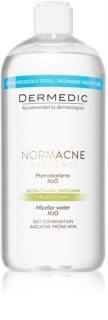 Dermedic Normacne Preventi мицеларна вода за смесена и мазна кожа