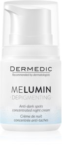 Dermedic Melumin  Night Cream To Treat Dark Spots