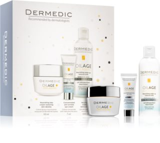 Dermedic Oilage Anti-Ageing Gift Set (For Skin Rejuvenation)