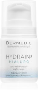 Dermedic Hydrain3 Hialuro Hydrating Day Cream with Anti-Wrinkle Effect