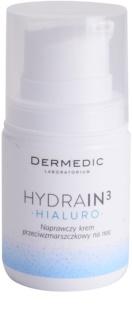Dermedic Hydrain3 Hialuro nawilżający krem na noc przeciw zmarszczkom