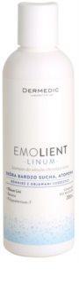 Dermedic Linum Emolient shampoo lenitivo per il cuoio capelluto