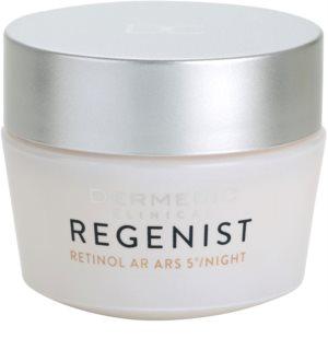 Dermedic Regenist ARS 5° Retinol AR intenzív regeneráló éjszakai krém
