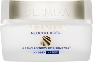 Dermika Neocollagen Nourishing Anti-Wrinkle Cream for Sagging Skin 70+