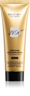 Dermika Gold 24k Total Benefit masque rajeunissant intense