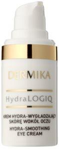 Dermika HydraLOGIQ glättende Augencreme 30+