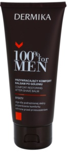 Dermika 100% for Men balsamo lenitivo after-shave
