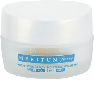 Dermika Meritum Forte Feuchtigkeitscreme für normale und trockene Haut