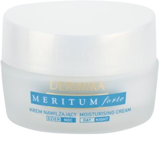 Dermika Meritum Forte crema hidratanta pentru piele normala si uscata