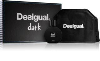 Desigual Dark darilni set V. za moške