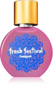 Desigual Fresh Festival Eau de Toilette για γυναίκες