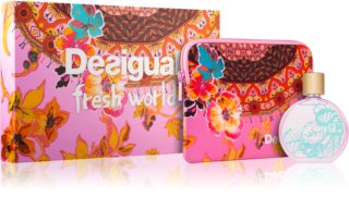 Desigual Fresh World darilni set I. za ženske