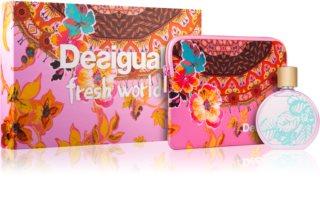 Desigual Fresh World подаръчен комплект I. за жени
