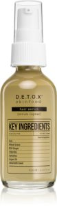 Detox Skinfood Key Ingredients Haarserum