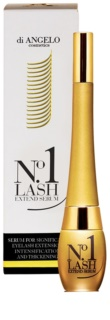 Di Angelo Cosmetics No1 Lash sérum para prolongamento de pestanas
