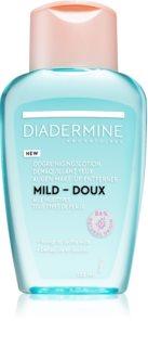 Diadermine Essentials odświeżający płyn do demakijażu oczu do wszystkich rodzajów skóry