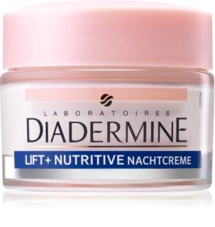 Diadermine Lift+ Nutritive crema notte rigenerante
