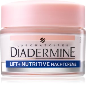 Diadermine Lift+ Nutritive αναγεννητική κρέμα νύχτας