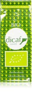 DICAF BIO pražená, mletá směs kávy arabiky a robusty