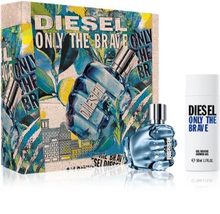 Diesel Only The Brave Gift Set for Men