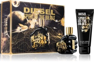 Diesel Spirit of the Brave darilni set za moške