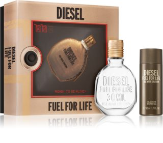 Diesel Fuel for Life Homme coffret para homens