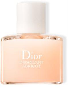 Dior Dissolvant Abricot Nagellackentferner ohne Aceton
