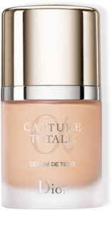 Dior Capture Totale Triple Correcting Serum Foundation fond de teint illuminateur et rajeunissant pour un look naturel SPF 25
