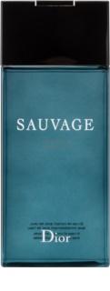 Dior Sauvage гель для душу для чоловіків