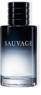 Dior Sauvage borotválkozás utáni balzsam uraknak