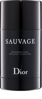 Dior Sauvage deodorante stick (senza alcool) per uomo