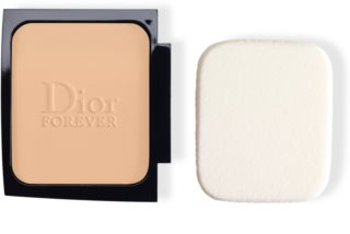 Dior Diorskin Forever Extreme Control matujący, pudrowy podkład napełnienie