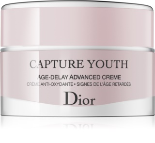 Dior Capture Youth Age-Delay Advanced Creme Day Cream Against First Wrinkles